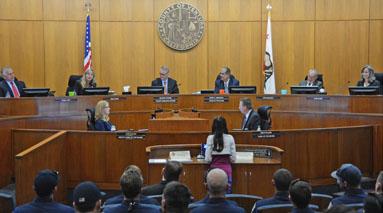 Board of Supervisors Homepage