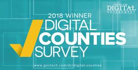 Digital Counties Award 2018