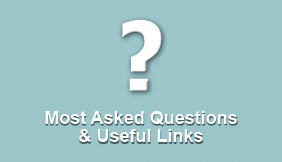 Most Asked Questions and Useful Links