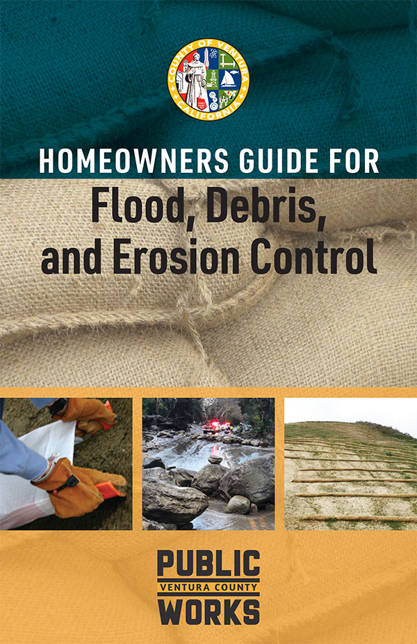 Flood Debris and Erosion Control
