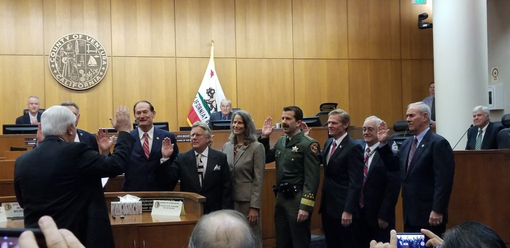 01 08 2019 ELECTED OFFICIALS SWORN IN TO OFFICE